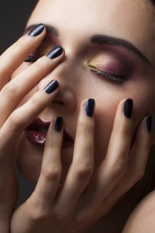 Nailpolish handmodel
